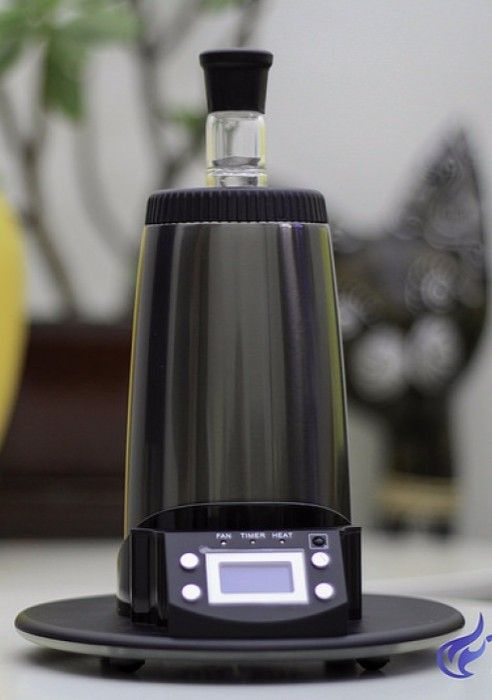 The Arizer Extreme Q- Delivers a totallyunique vaping experience 👏👏👏