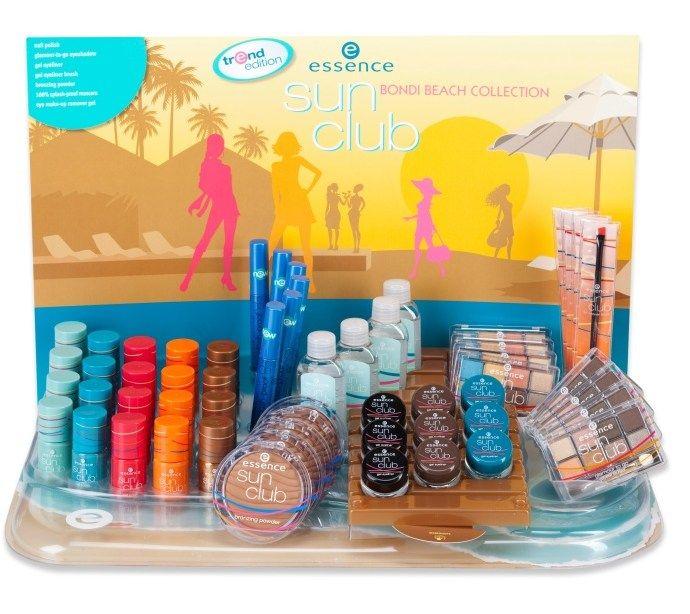 Sun Club Bondi Beach Collection 02.2012