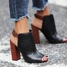 Free People Coast to Coast Heel