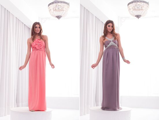 Anna Campell wins at life. Anna Campbell Bridesmaids Luxe Collection