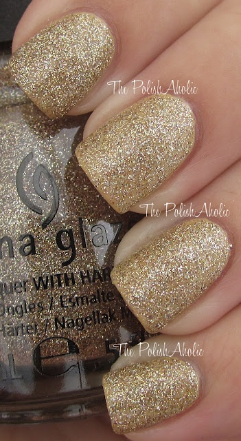 "If I am correct, this is the Hunger Games inspired nail polish called ""Fast Track"" if not its very similar!"