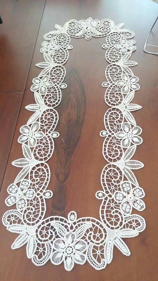 Romanian point lace                                                       …