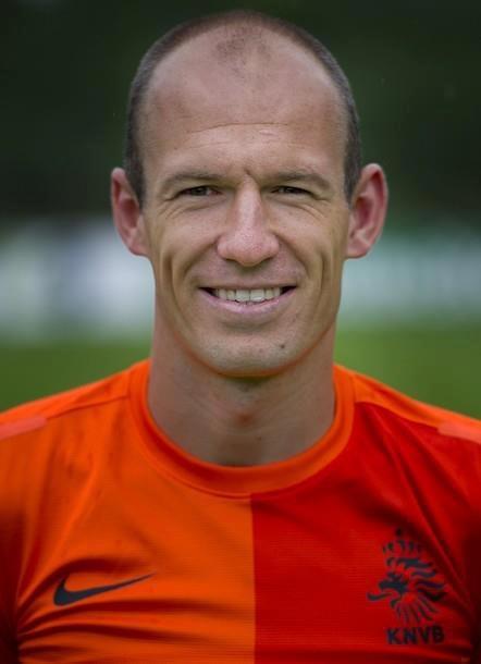 11 - Arjen Robben