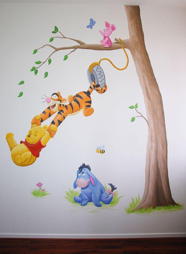 25 beste idee n over kinderopvang kamers op pinterest kinderopvang decor kinderdagverblijf - Kamer wanddecoratie kind ...