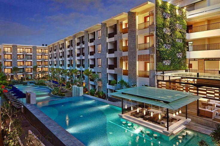 Hotel Courtyard by Marriott Bali - Seminyak #HotelDirect info: HotelDirect.com