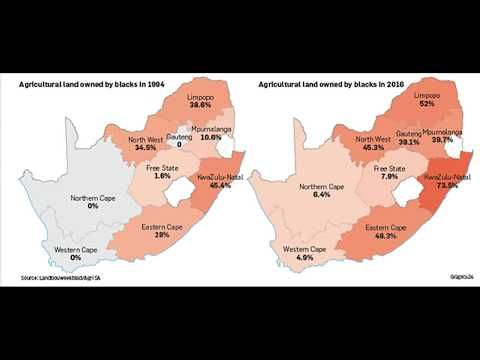 South African Land Expropriation: *12* Myths Debunked! - YouTube