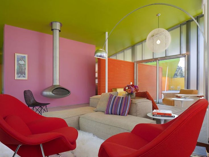129 Best Red Couch Images On Pinterest