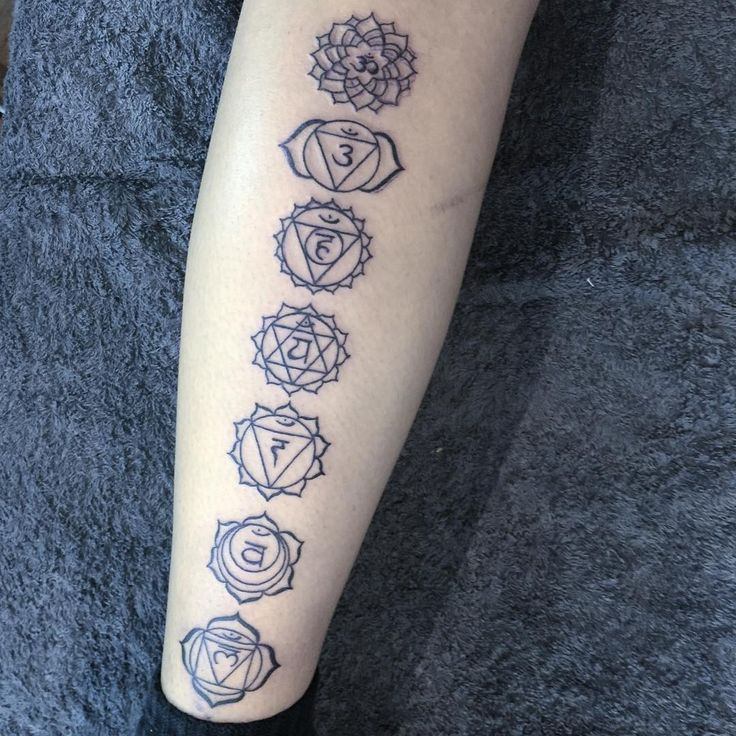 30 Energizing Chakra Tattoo Designs - Using Tattoos to Focus Your Energy Centers Check more at http://tattoo-journal.com/best-chakra-tattoo/