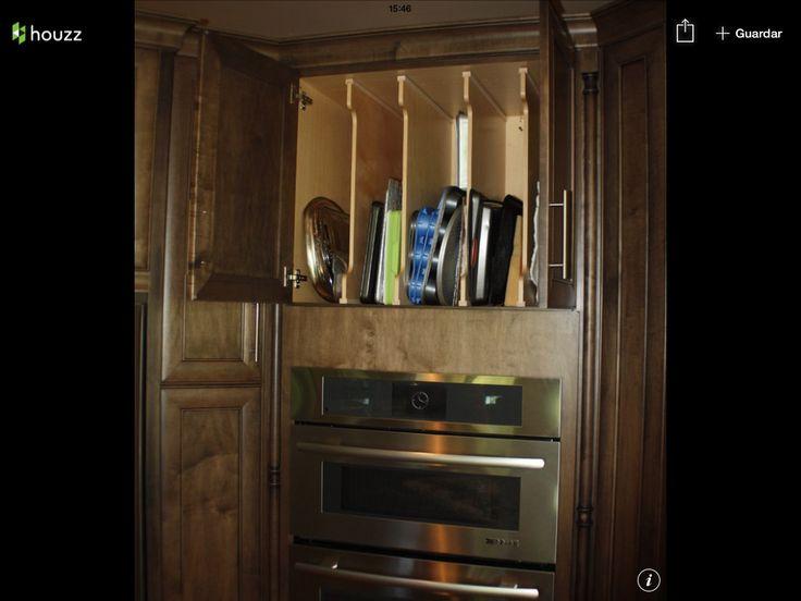 Magnífico Cocina Houzz Con Puertas Francesas Fotos - Ideas para ...