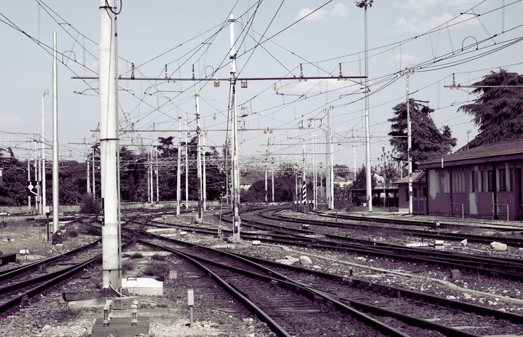 RAILWAY STATION   #travel #photographer #urban #500px #verona