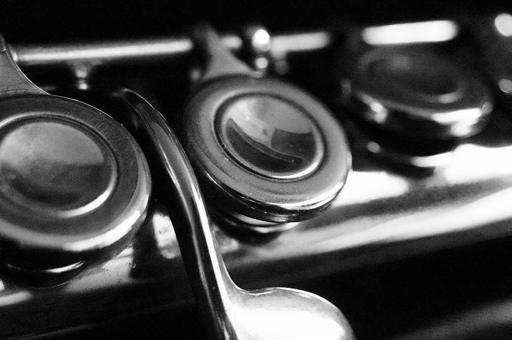 Solo for a silver flute (1) | http://jaapberghoef-fotografie.com | muziekinstrumenten, musical instruments, fotografie, photography, art, artistic, kunst, macro