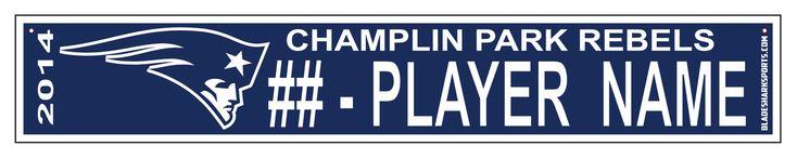 CHAMPLIN PARK REBELS