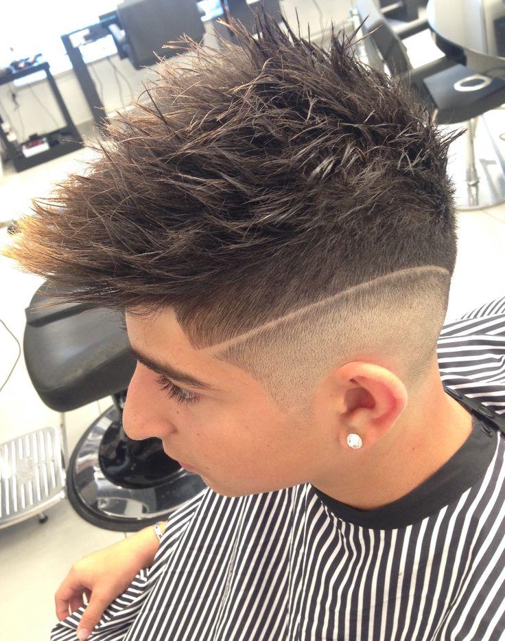 Capelli uomo tendenze sfumatura hair men