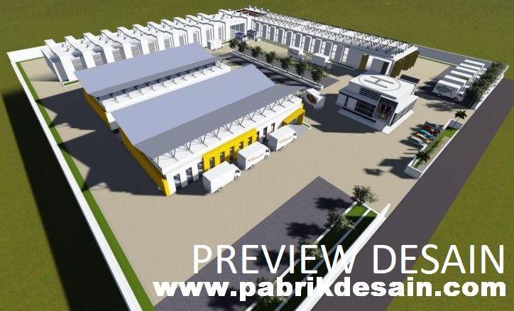 Jasa Gambar Pabrik Desain Gudang Warehouse Jasa Gambar Pabrik Produksi Gudang Dan Head Office Desain Hotel Kantor