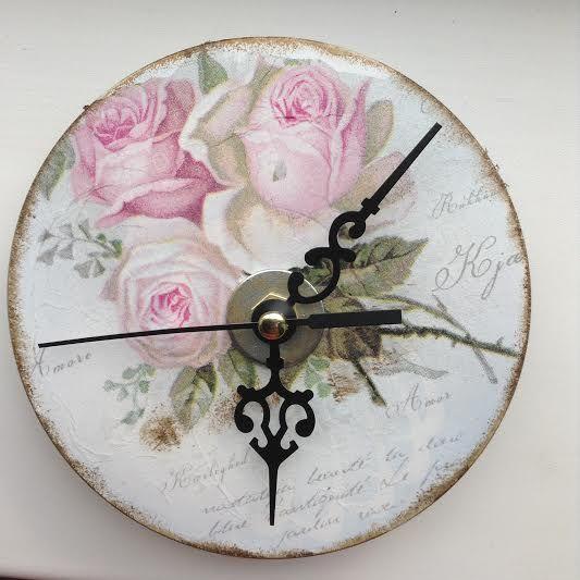 cd clock -wedding favors