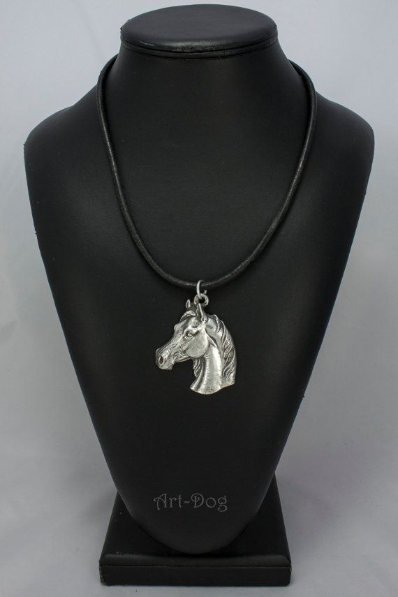 Arabian Horse horse necklace limited edition by ArtDogshopcenter