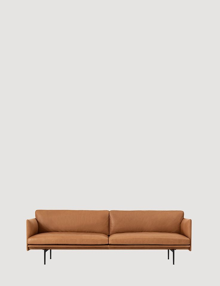 OUTLINE - Modern Scandinavian Design Sofa by Muuto - Muuto