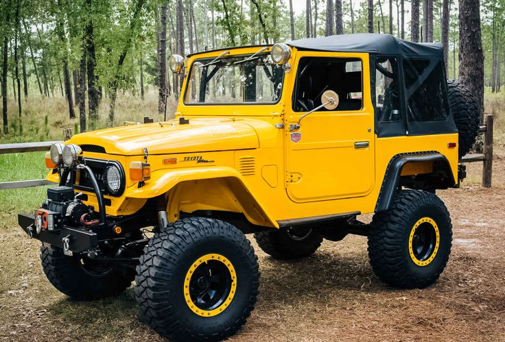 Indestructible Toyotas To Take You Anywhere For Sale On eBay - Land Cruiser - Tacoma - 4Runner - FJ - Supercompressor.com