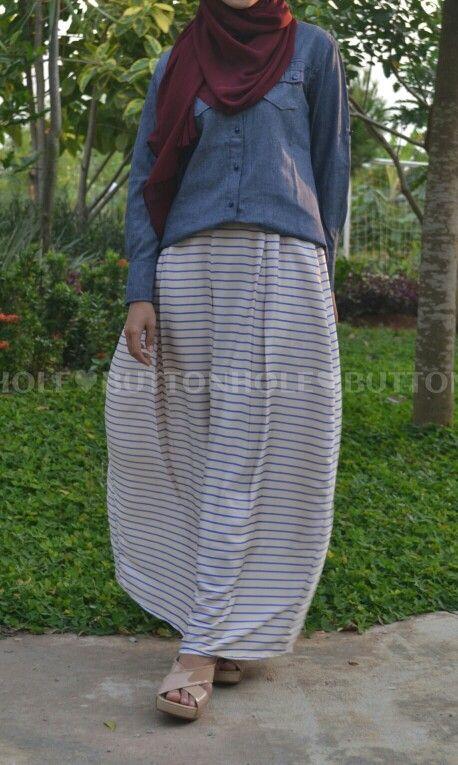 Detail for Ghaziya Skirt www.button-hole.net Instagram @buttonhole_