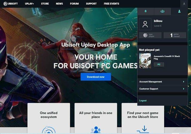 جيمي للمعلوميات Uplay Premium Accounts With Games In 2020