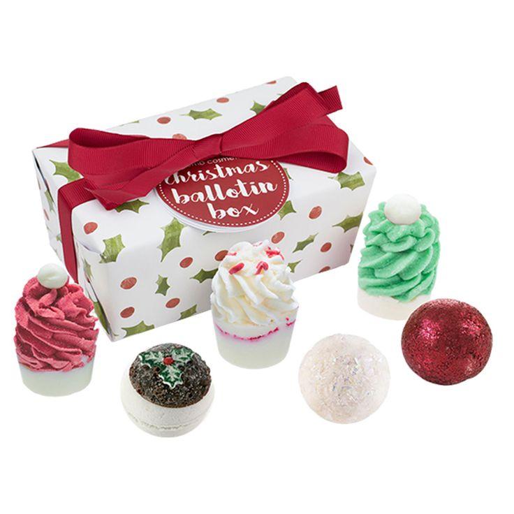 Bomb Cosmetics Christmas giftset