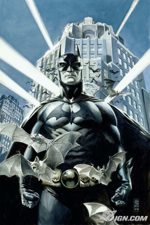 Batman by J.G. Jones