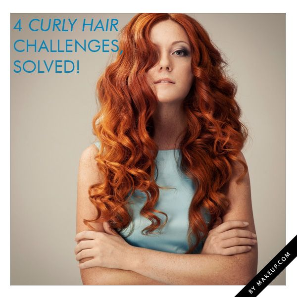 4 of the worst curly hair challenges solved!