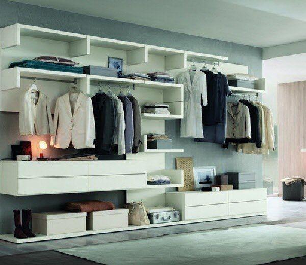 Кладовая комната - дизайн интерьера кладовки - планировка кладовой комнаты