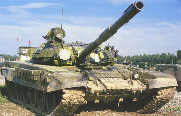 The T-72 was produced at the Malyshev HMB Plant and at UKBM Nizhny Tagil. - Image - Army Technology