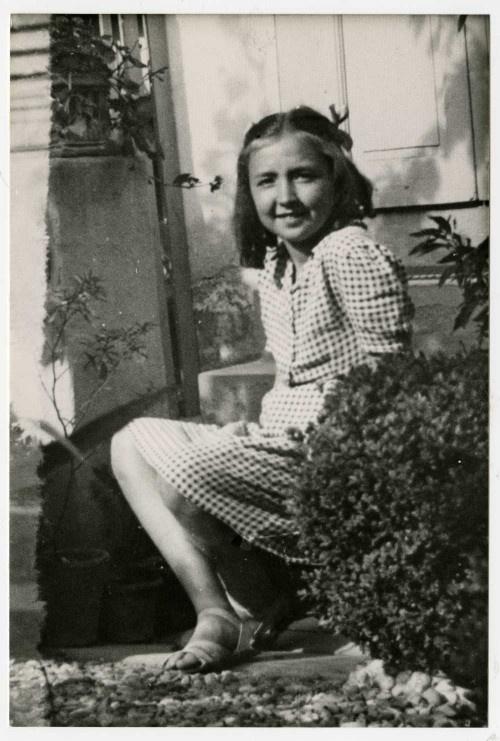 Young Oriana Fallaci
