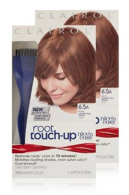 Amazon: Clairol Nice 'N Easy Root Touch-Up 6.5a Light Cool Brown 1 Kit only $0.71 shipped w/S&S and $3 off coupon
