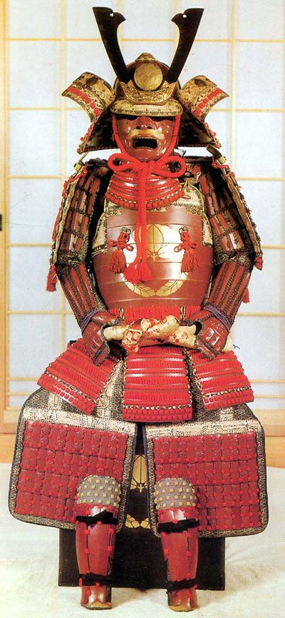 This masterpiece of red armor, which means [honor] is between ancient samurai. Use the red thread of red iron and makes you feel like you're threatening even those who are around this fiery armor though. Reminiscent of the armor of Takeda army Furin Kazan. Are configured with hoe type that have been used since ancient times, relatively large sleeves, it is a texture, such as modern art and modern wonder. Alternatively, as the armor protection of the family, is the perfect Fortune armor that…
