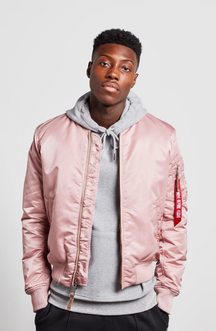 Alpha Industries MA-1 Flight Bomber Jacket
