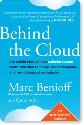 How did Marc Benioff & team turn a nascent startup to an industry leader Centelon
