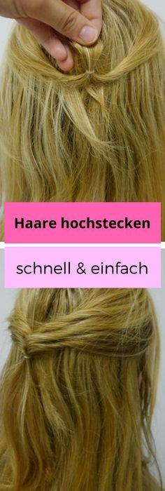 Auf der Suche nach schönen und einfachen Frisuren? Ihr müsst nicht viel Zeit investieren. Wir zeigen Euch einfache Frisuren für mitellanges und langes Haar. Alle Frisuren passen auch super zum Dirndl, wenn Ihr aufs Oktoberfest geht.