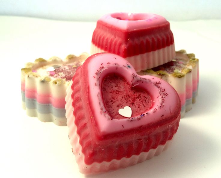 Excited to share the latest addition to my #etsy shop: Valentine's Day gift/wickless candles/soy wax melts/ hearts/melts/wax warmer melts/handpoured melts/wax melts/glitter wax/candle melts