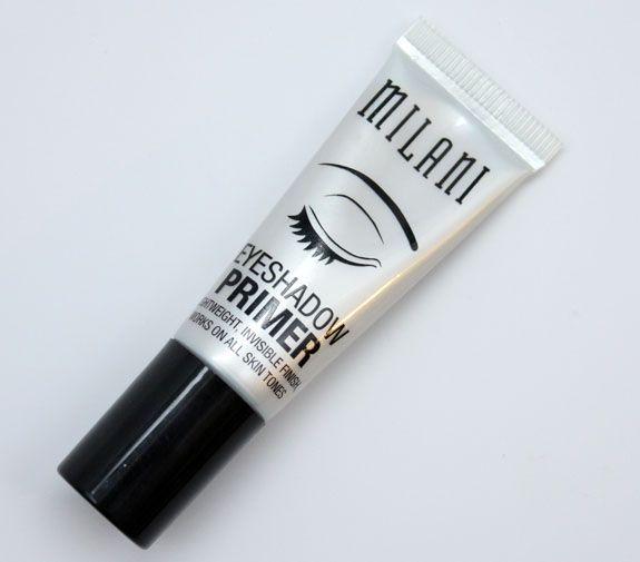 What Drugstore Eyeshadow Primer Rivals High-End Ones? Milani Eyeshadow Primer! - Vampy Varnish
