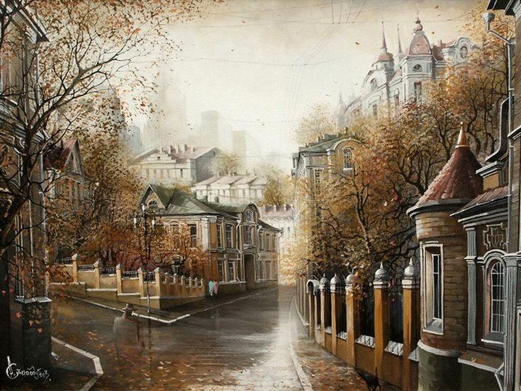 Красивые открытки городов