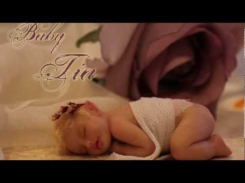 Baby Tia - Polymer Clay Baby Fairy - Learn to Sculpt a Baby Fairy