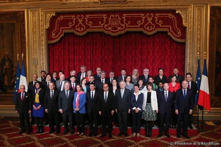 TOUCH cette image: Les Ultramarins du gouvernement Valls III by La1ère