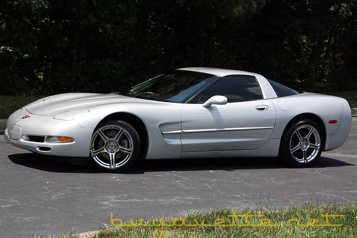 1999 Corvette Z51 For Sale