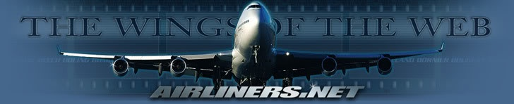 Airliners.net is the biggest and most visited aviation site on the Internet