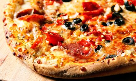 In Reno, Nevada Pizza for Two or Four at Pizza Factory (50% Off)