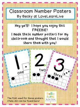 Touch Math Number Posters - I still use my touch points when doing math in my head! lol very useful skill not taught much anymore. I'm teaching my little one and the maybe my class!