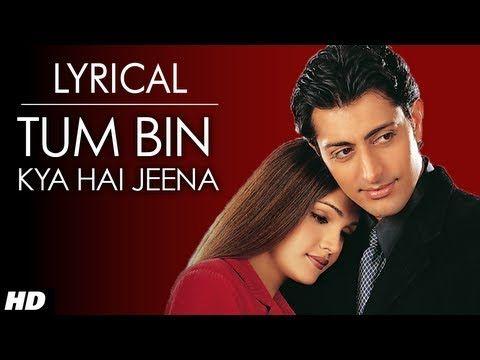 Tum Bin Jiya Jaye Kaise Full Song with Lyrics | Tum Bin | Priyanshu, Sandali, Rakesh - YouTube