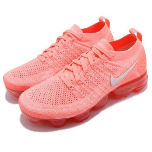 factory price 929f9 577fd Women's-Nike-Air-VaporMax-FlyKnit 2-Crimson Pulse 942843-800 ...