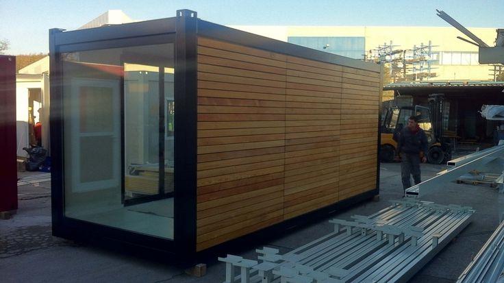 Herstellung von Bürocontainer und office container