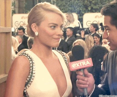 16 Hottest GIFs of 'Wolf of Wall Street' and 'Suicide Squad' Star Margot Robbie | Playboy