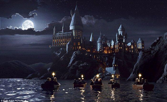 Le château de Poudlard : Harry Potter