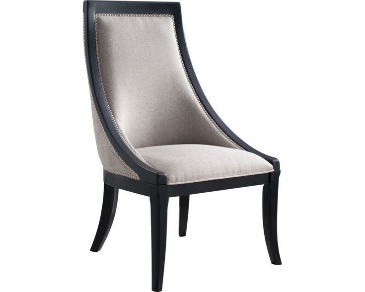 tms furniture nook black 635. modern attitude by adding the slingstyle upholstered side chair to your dining room mix and match with manuscriptu0027s arm chairs create tms furniture nook black 635